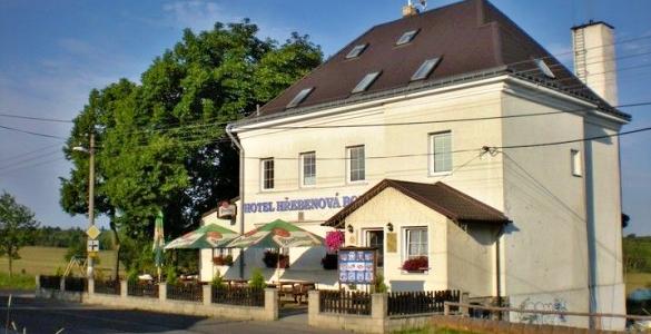 Hotel Hřebenová bouda Tisá