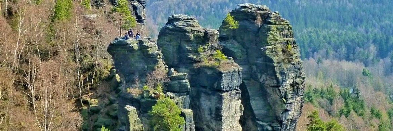 Skalní město Volské kameny