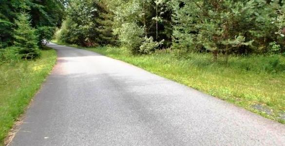 Cyklotrasa z Německa do Tiských stěn