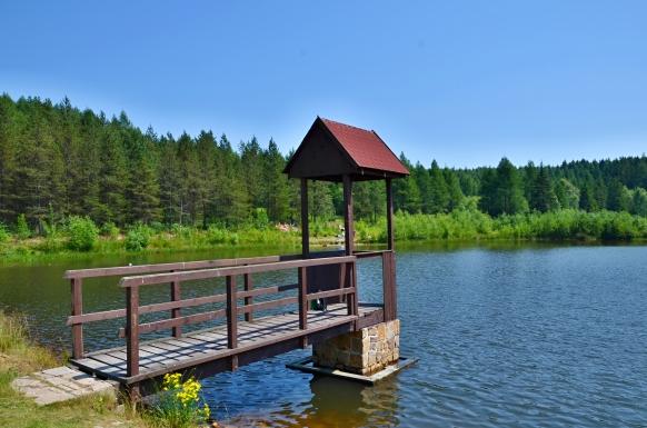 Maxičky jezero