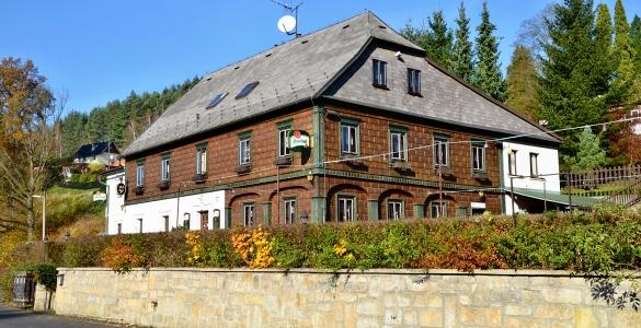 Penzion Dřevák