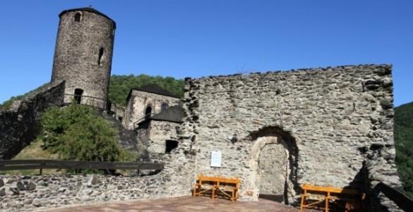 Výpis hrad Střekov