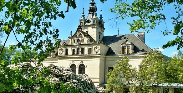Výlet na zámek Velké Březno