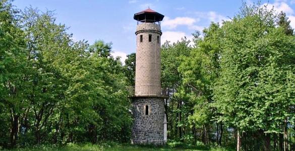 Výlet na rozhlednu Velký Chlum