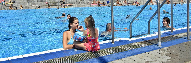 Aquapark Děčín header