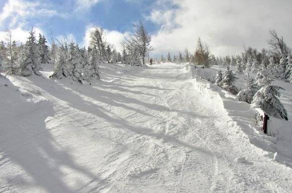 Lyžařské středisko Telnice